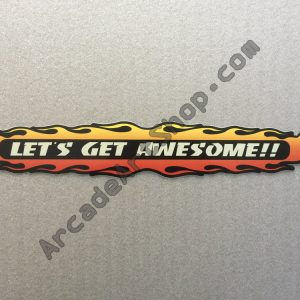 Crazy Taxi 'Lets Get Awesome!'
