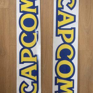 Capcom Cute Side Art pair