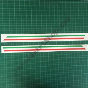 OutRun 2 line stripe decals