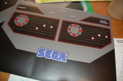 Sega Megatech CPO