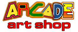Arcade Art Shop