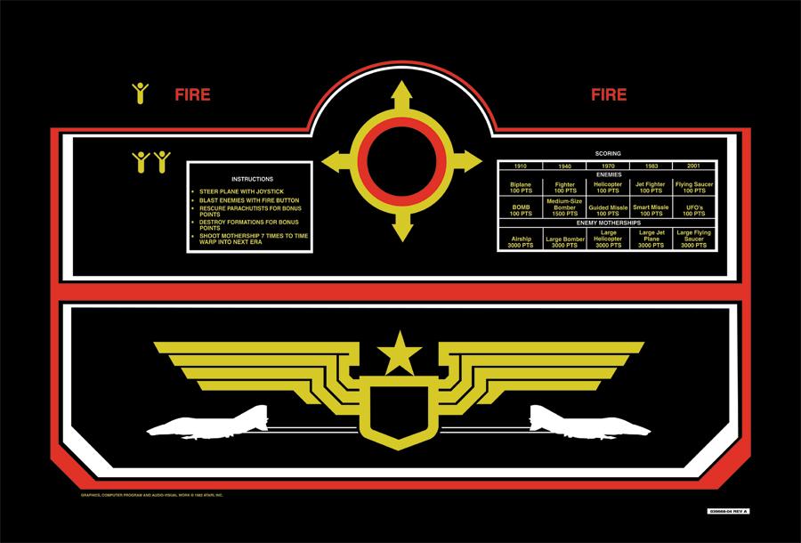 Time Pilot CPO