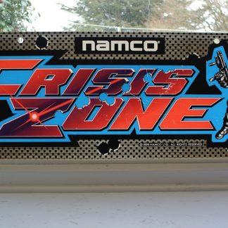 Original Crisis Zone marquee
