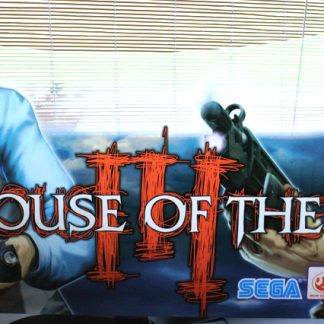 House of the Dead 3 Jap Topper