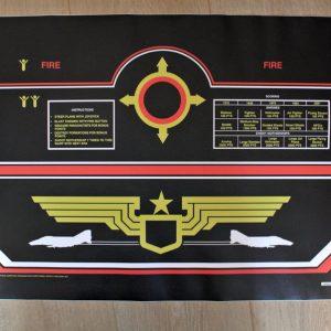 Euro Atari Time Pilot CPO