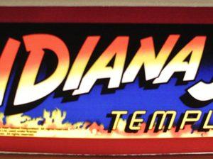 Indiana Jones marquee