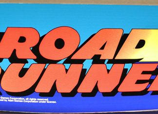 Road Runner marquee