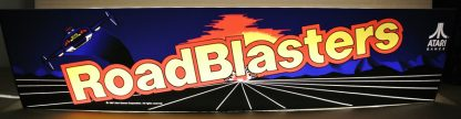 Road Blasters Marquee