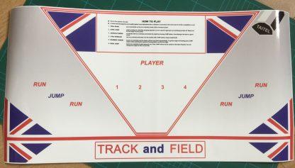 Taito/Taitel Track & Field CPO