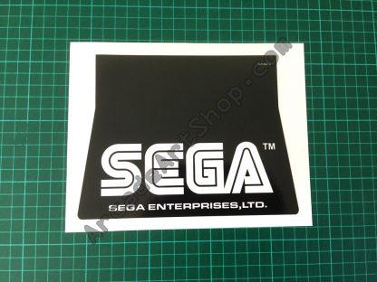 Daytona USA 2 upper seat SEGA sticker