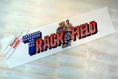 Track and Field midi marquee