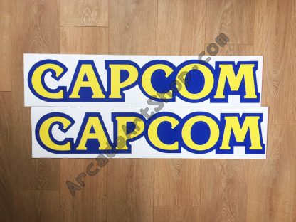 Capcom Cute side art pair