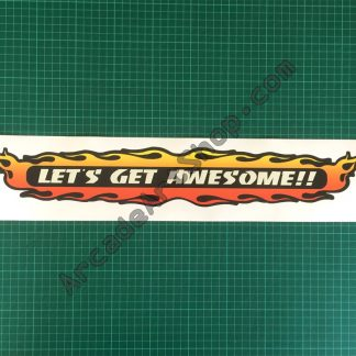 "Crazy Taxi ""Let's Get Awesome!"""