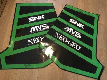 Lordsvale Neo Geo MVS Side Art