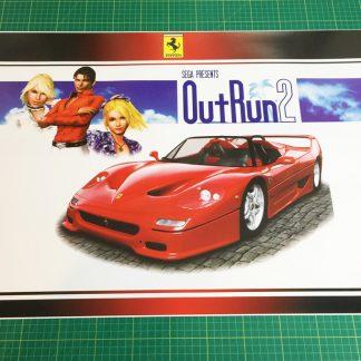 OutRun 2 poster