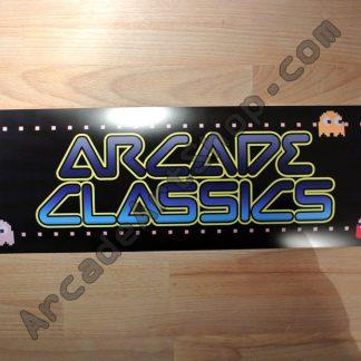 Arcade Classics marquee