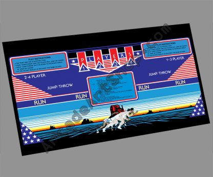 Konami Centuri Track and Field CPO