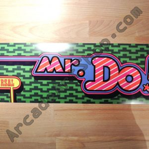 Mr. Do! marquee