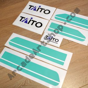 Taito Canary sticker set