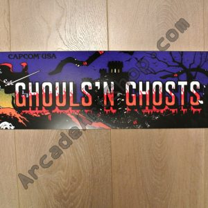 Ghouls 'n Ghosts marquee