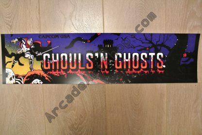 Ghouls 'n Ghosts marquee