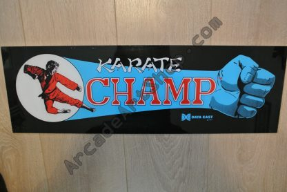 Karate Champ marquee