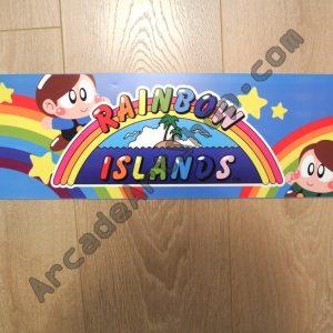 Rainbow Islands marquee