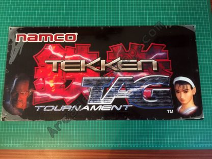 Tekken Tag NOS marquee