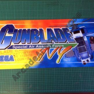 Gunblade NY marquee