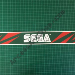 Sega Rally 2 Base Lid