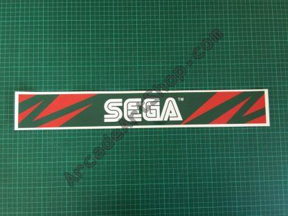 Sega Rally 2 Base Lid