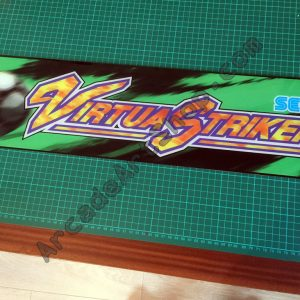 Virtua Striker marquee