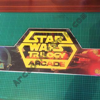 Star Wars Trilogy Arcade marquee