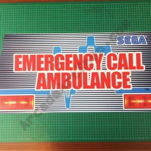 Emergency Call Ambulance Marquee