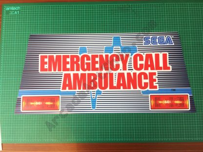 Emergency Call Ambulance Marquee