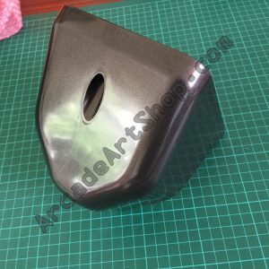Sega driver lower shifter cover plastics