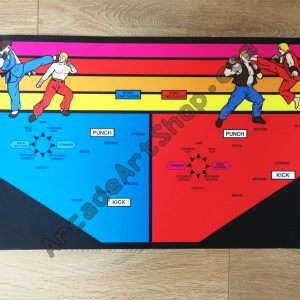 Electrocoin Street Fighter cpo centi dedicated flat panel