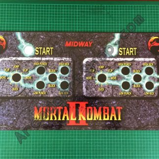 Mortal Kombat 2 cpo