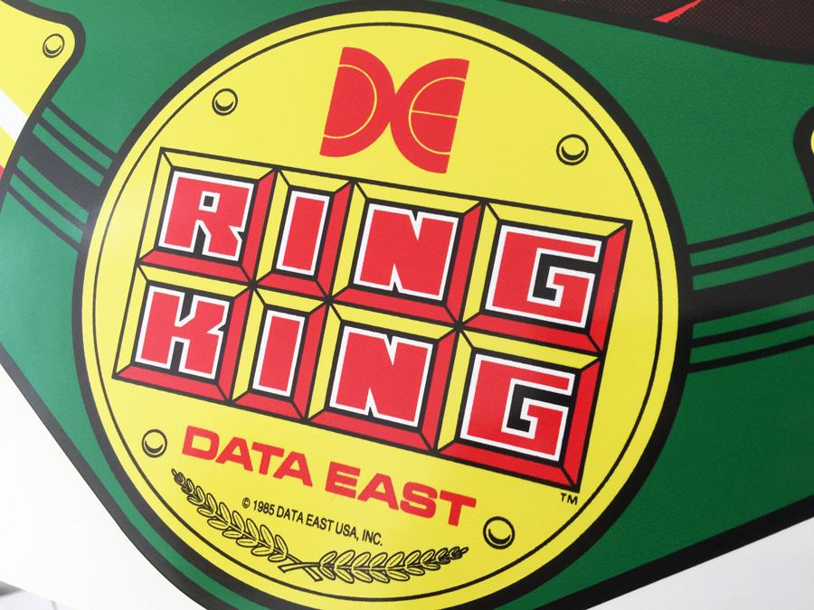 Ring King Data East