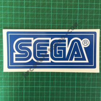 OutRun deluxe Sega logo