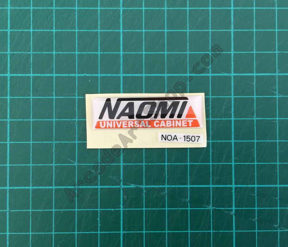 Sega Naomi Universal Bezel Emblem NOA-1507