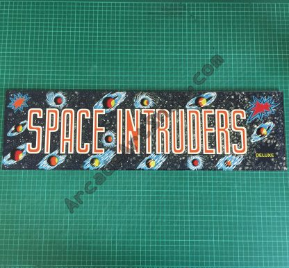 Space Intruders marquee