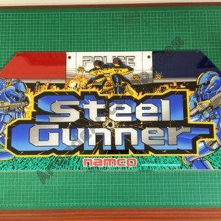 Steel Gunner original marquee