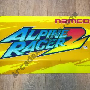 Alpine Racer 2 marquee