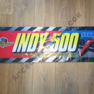 Indy 500 NOS marquee