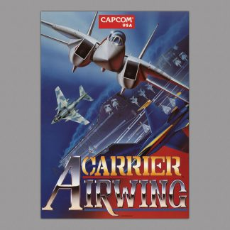 Carrier Airwing Poster