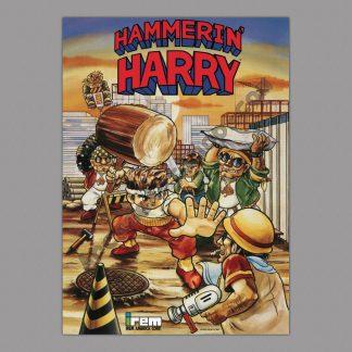 Hammerin' Harry poster