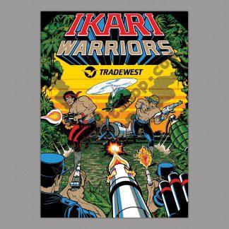 Ikari Warriors poster