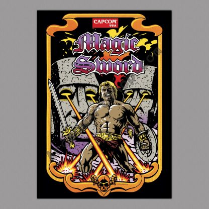 Magic Sword poster