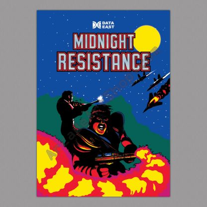 Midnight Resistance poster